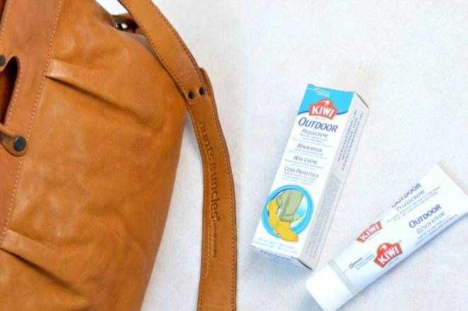 Lederpflege Handtasche Ledertasche