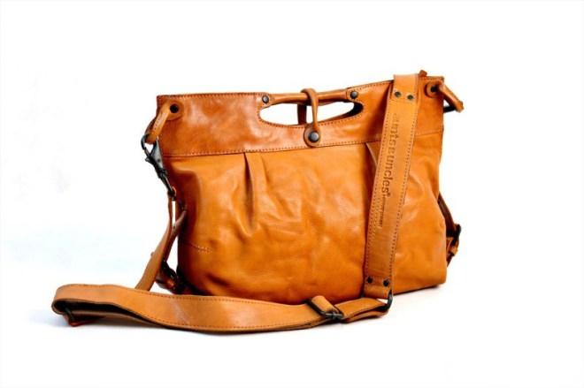Ledertasche Handtasche pflegen