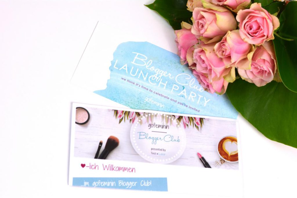 Blogger Club gofeminin Einlaund Launch Party