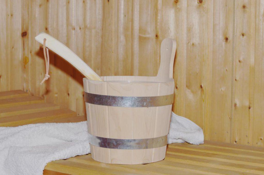 Sauna Kübel