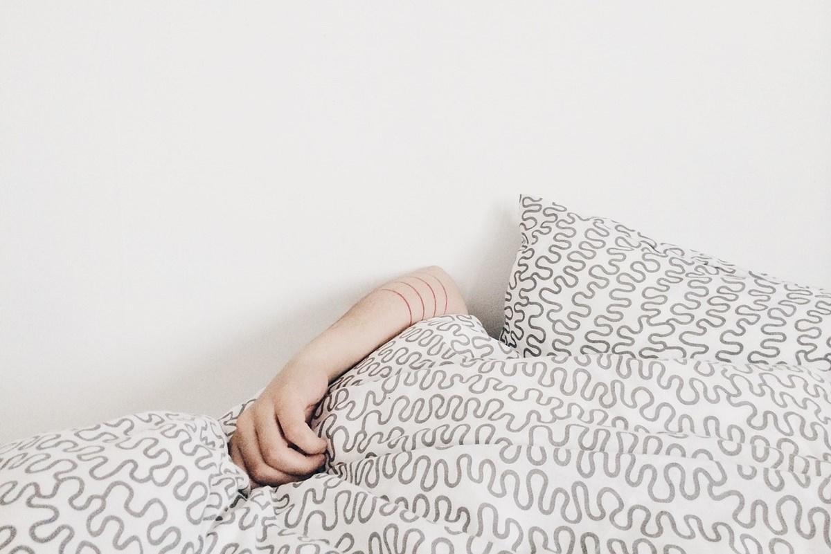schlafen müde