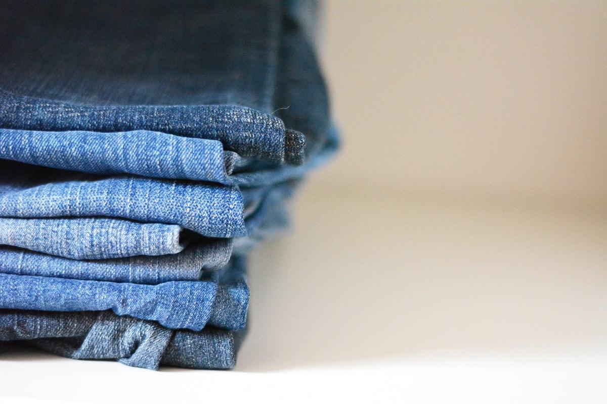 Jeans Kleiderschrank