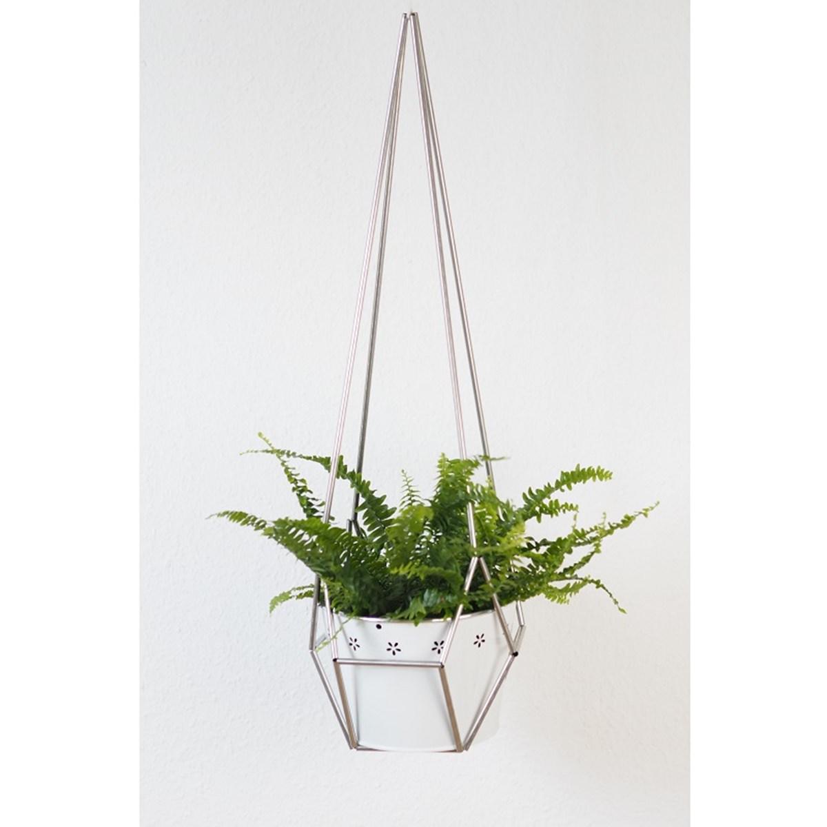 Blumenampel DIY