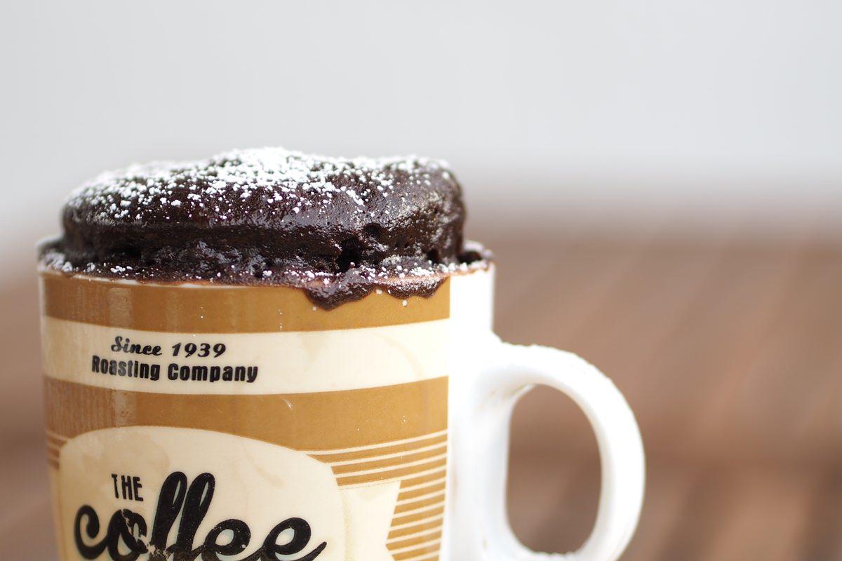 Tassenkuchen Rezept Kuchengenuss Aus Der Mikrowelle