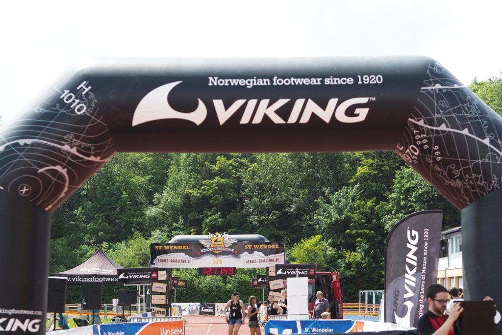 Viking Challenge Start
