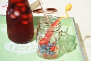 Very Berry Refresher Rezept