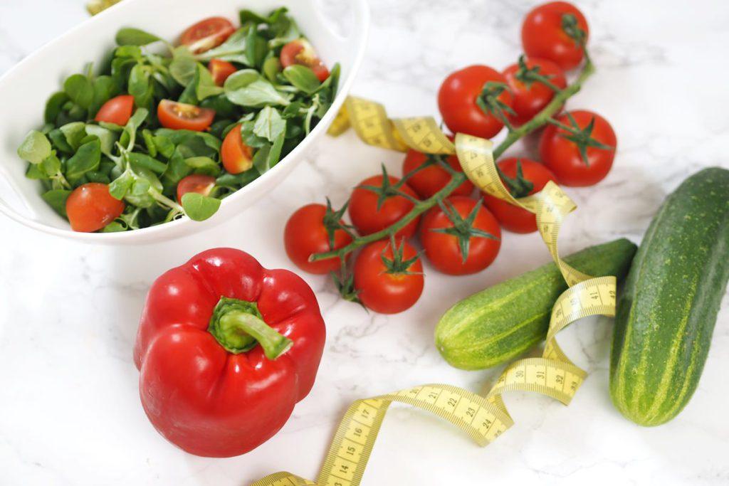 VitalBodyPlus Stoffwechselkur Gemüse