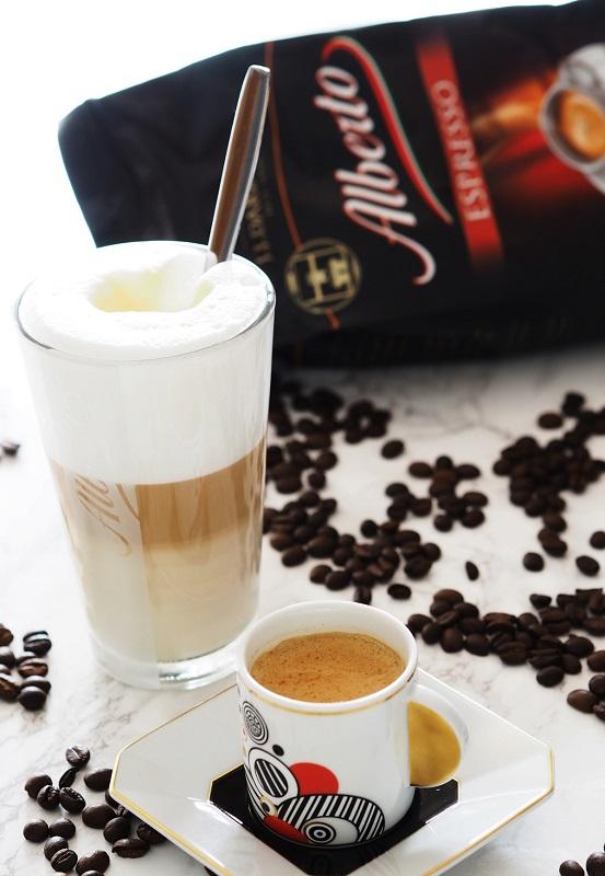 alberto espresso latte macchiato