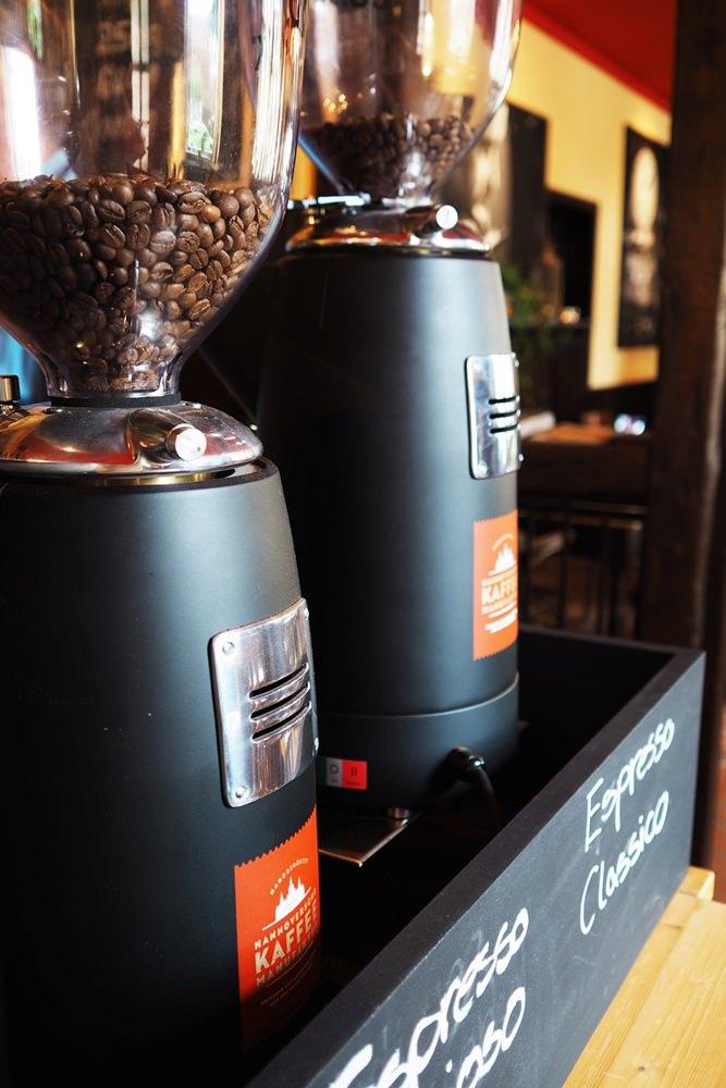 Hannoversche Kaffeemanufaktur Kaffeemahlen