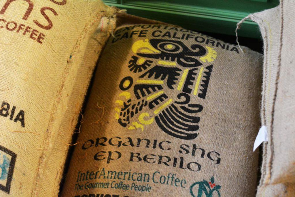 Hannoversche Kaffeemanufaktur Kaffeesäcke