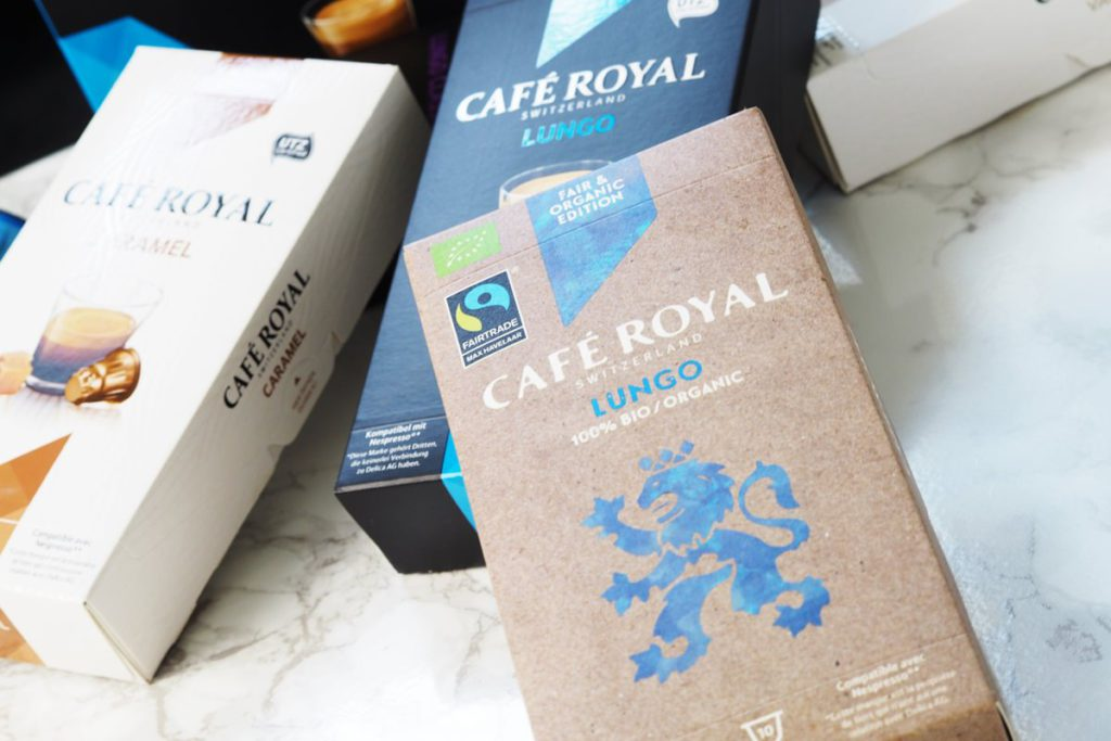 cafe royal bio