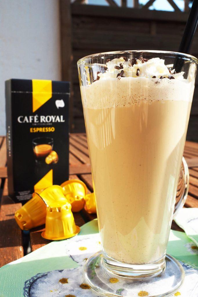 cafe royal kapseln eiskaffee