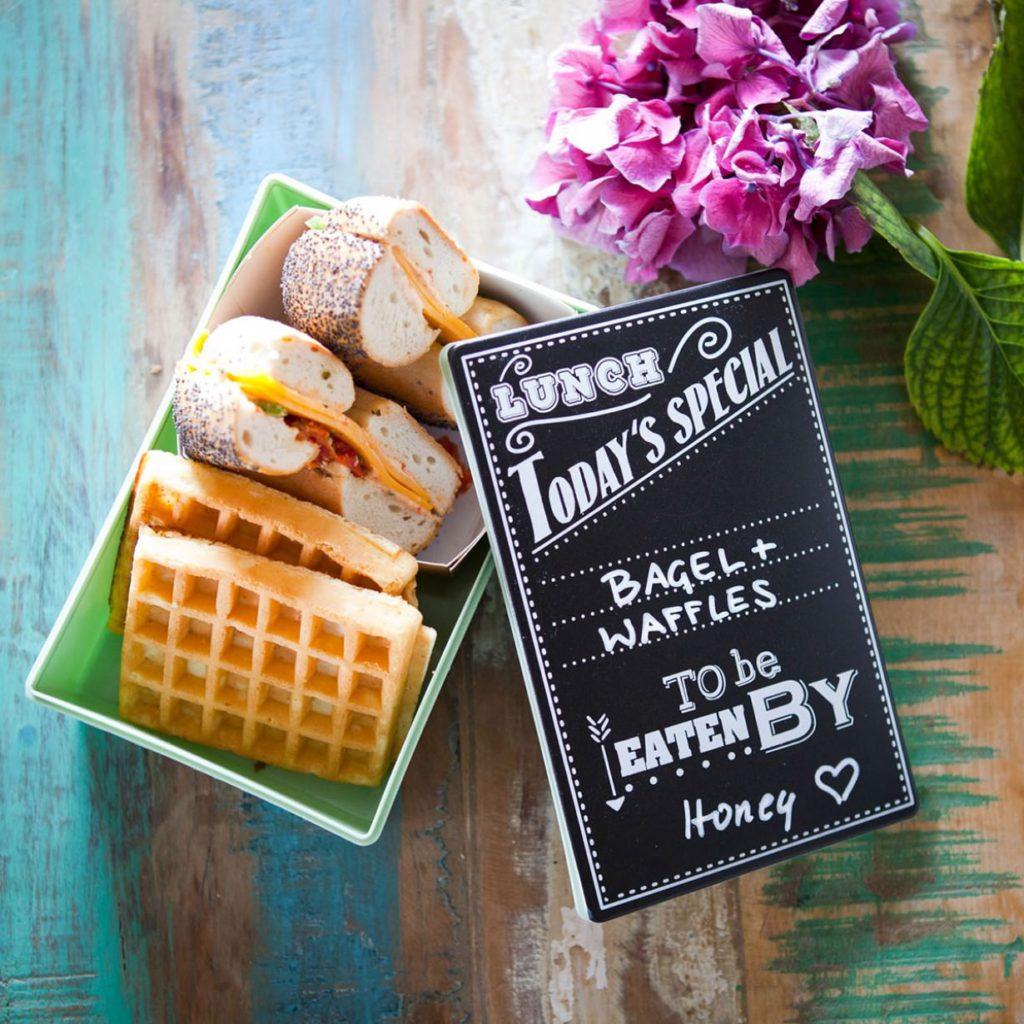 kreidetafel lunchbox personalisierte geschenke