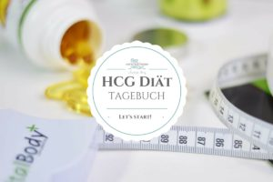 HCG Diaet Tagebuch Titelbild