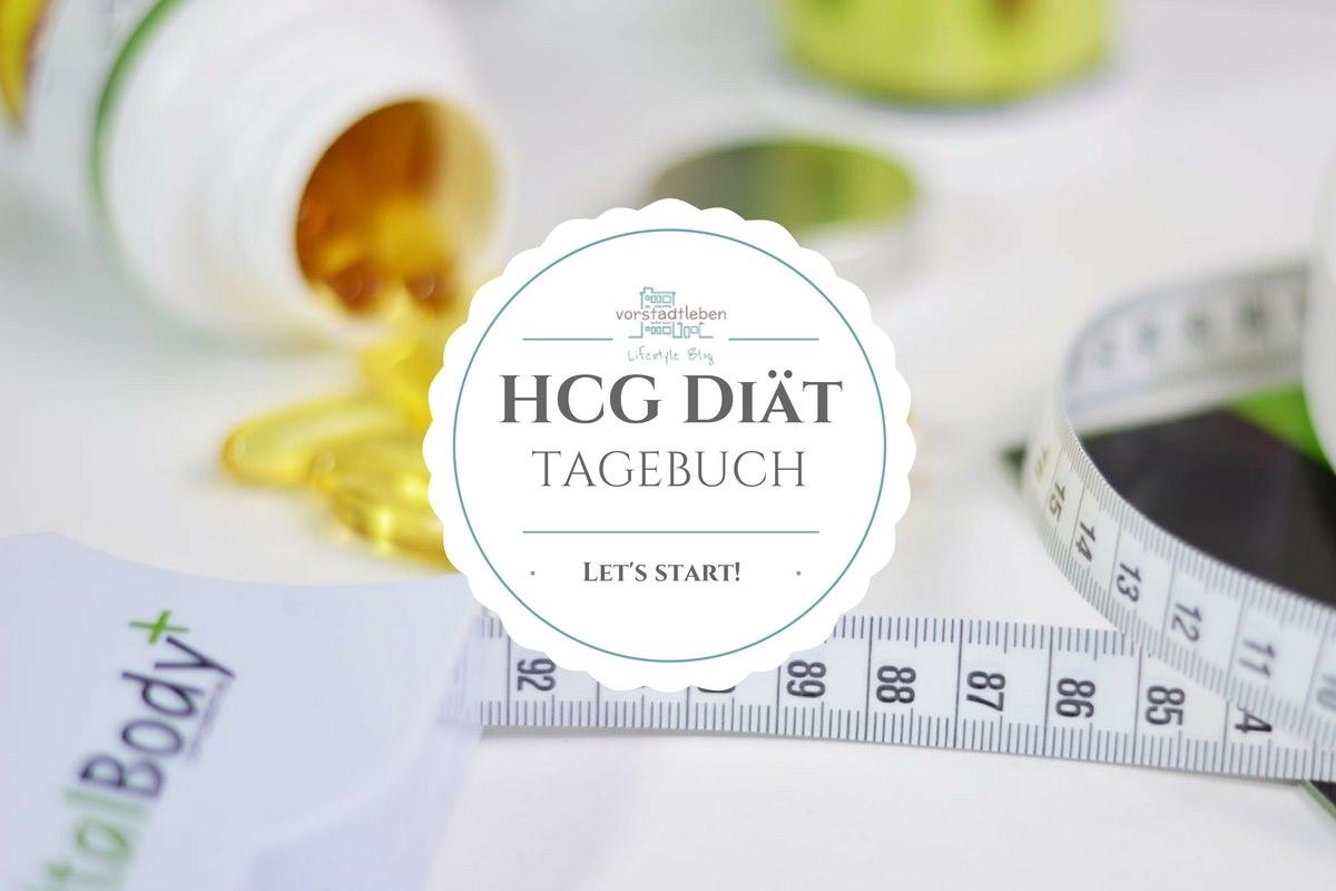 Let S Start Hcg Diat Tagebuch 21 Tage Stoffwechselkur