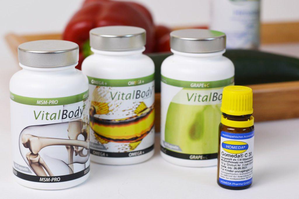 hcg diaet tagebuch vitamine globuli