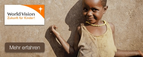 worldvision Kinderpatenschaft