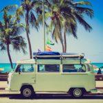 VW Camper Urlaub