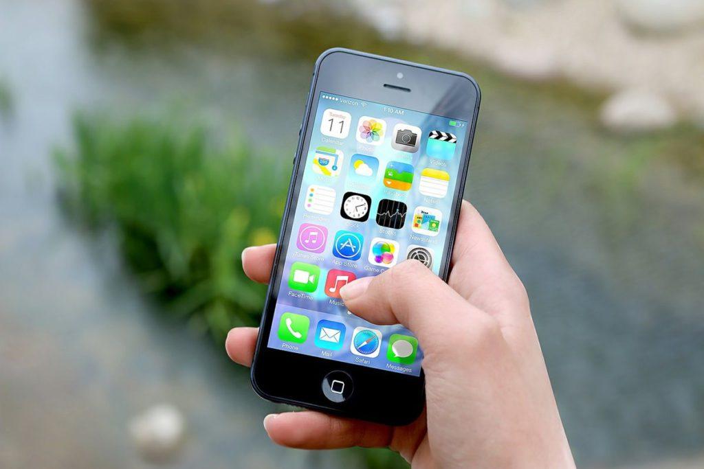 iphone unterwegs sicher surfen