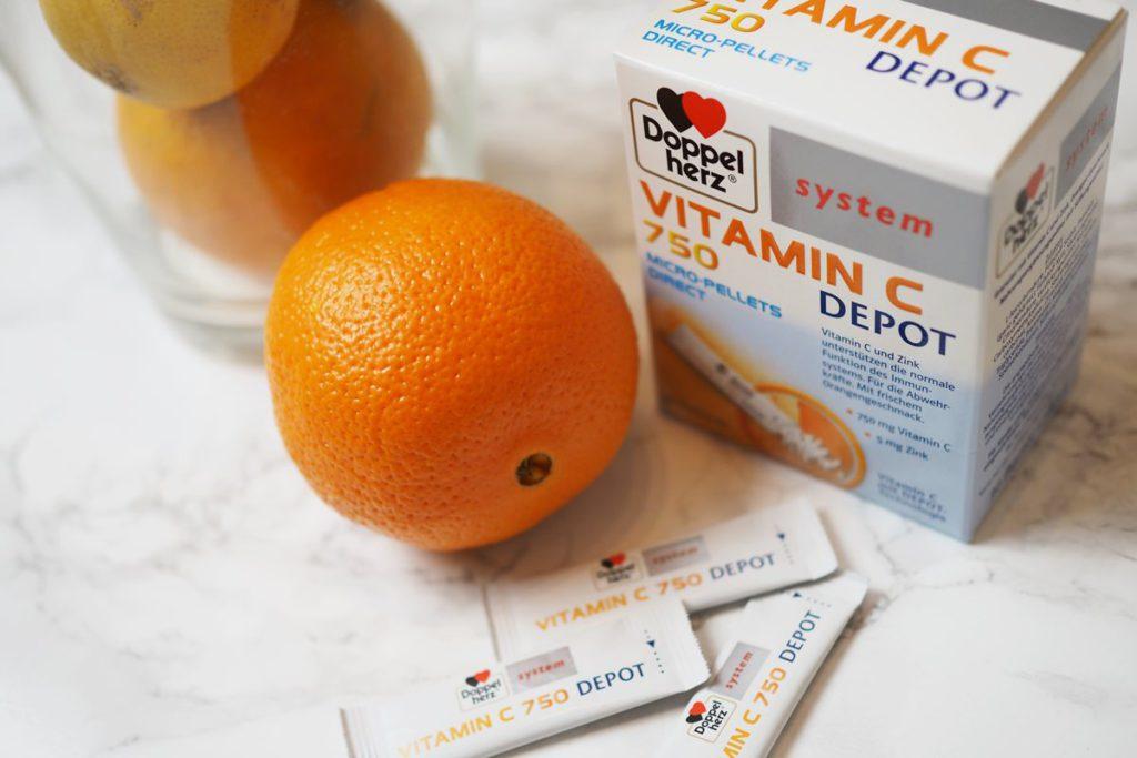 Immunsystem Abwehrkraefte staerken vitamin c