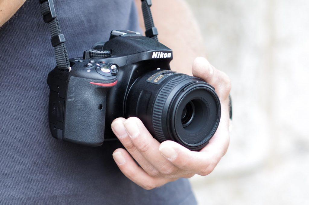 Nikon Fotografie Bildbearbeitung mit Lightroom