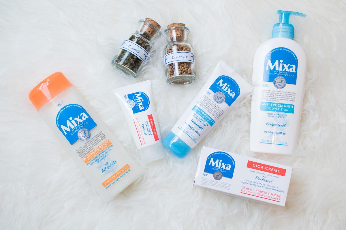 Mixa empfindliche Haut drogerie