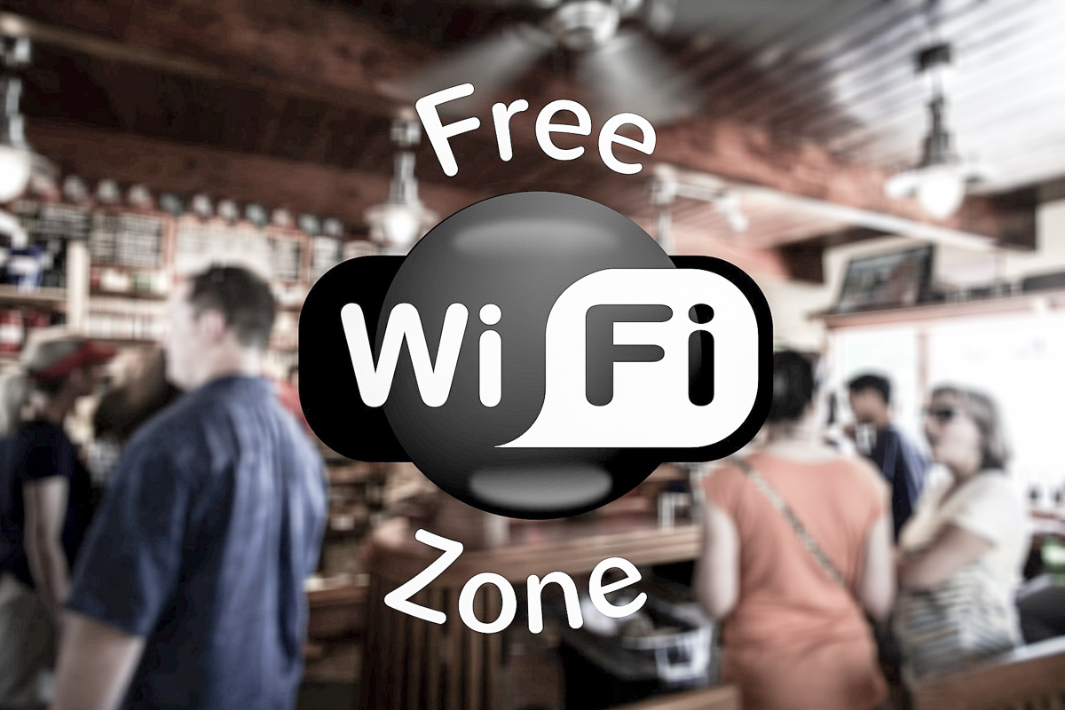 free wifi zone hotspot sicherheit vpn