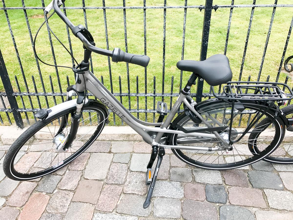 kulinarische Fahrradtour oldenburg fahrrad gazelle