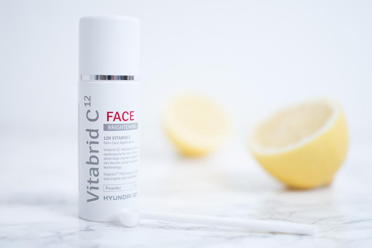 Vitabrid C12 Face Anti Age Vitamin C Haut