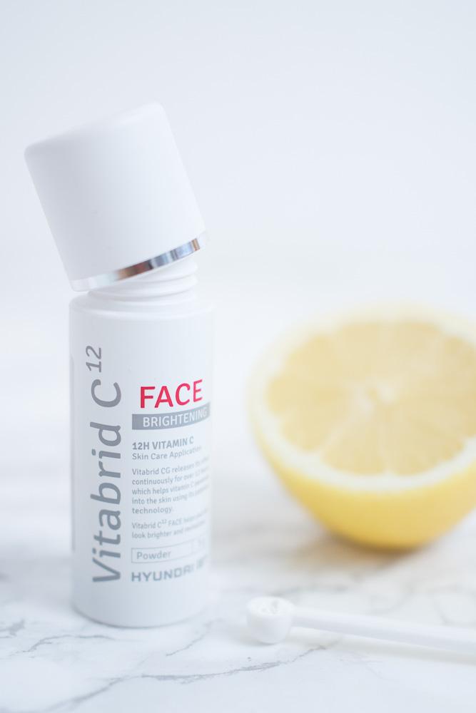 Vitabrid C12 Face vitamin C fuer die Haut
