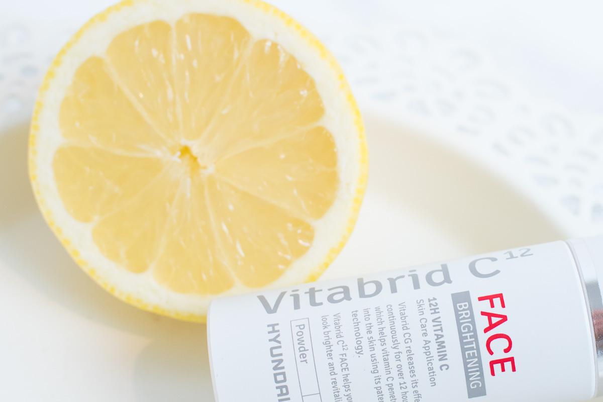 vitabrid C12 Vitamin C Haut