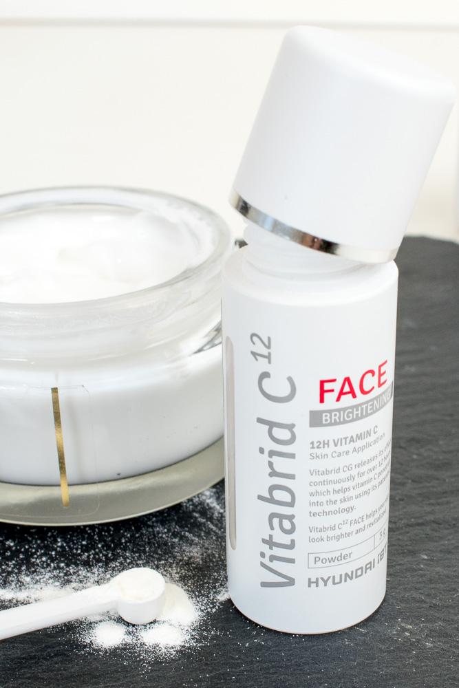 vitabrid c12 face brightening pulver vitamin c