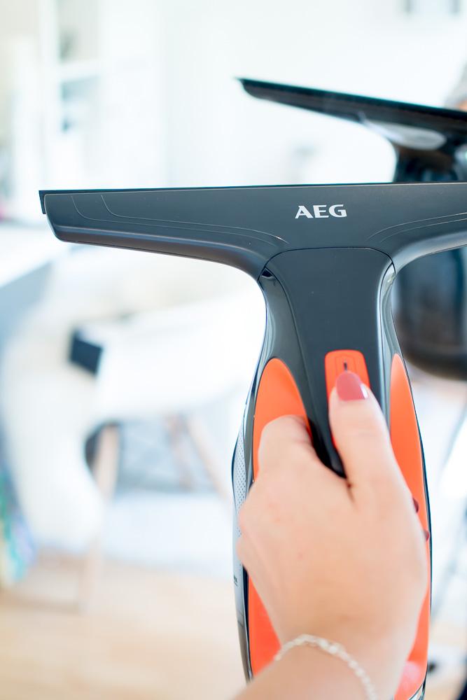 AEG Fenstersauger WX7