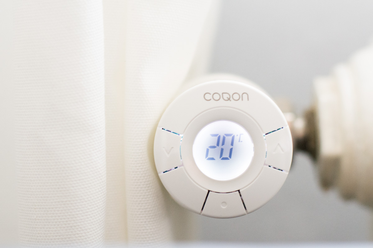 COQON smart home heizkoerper thermostat