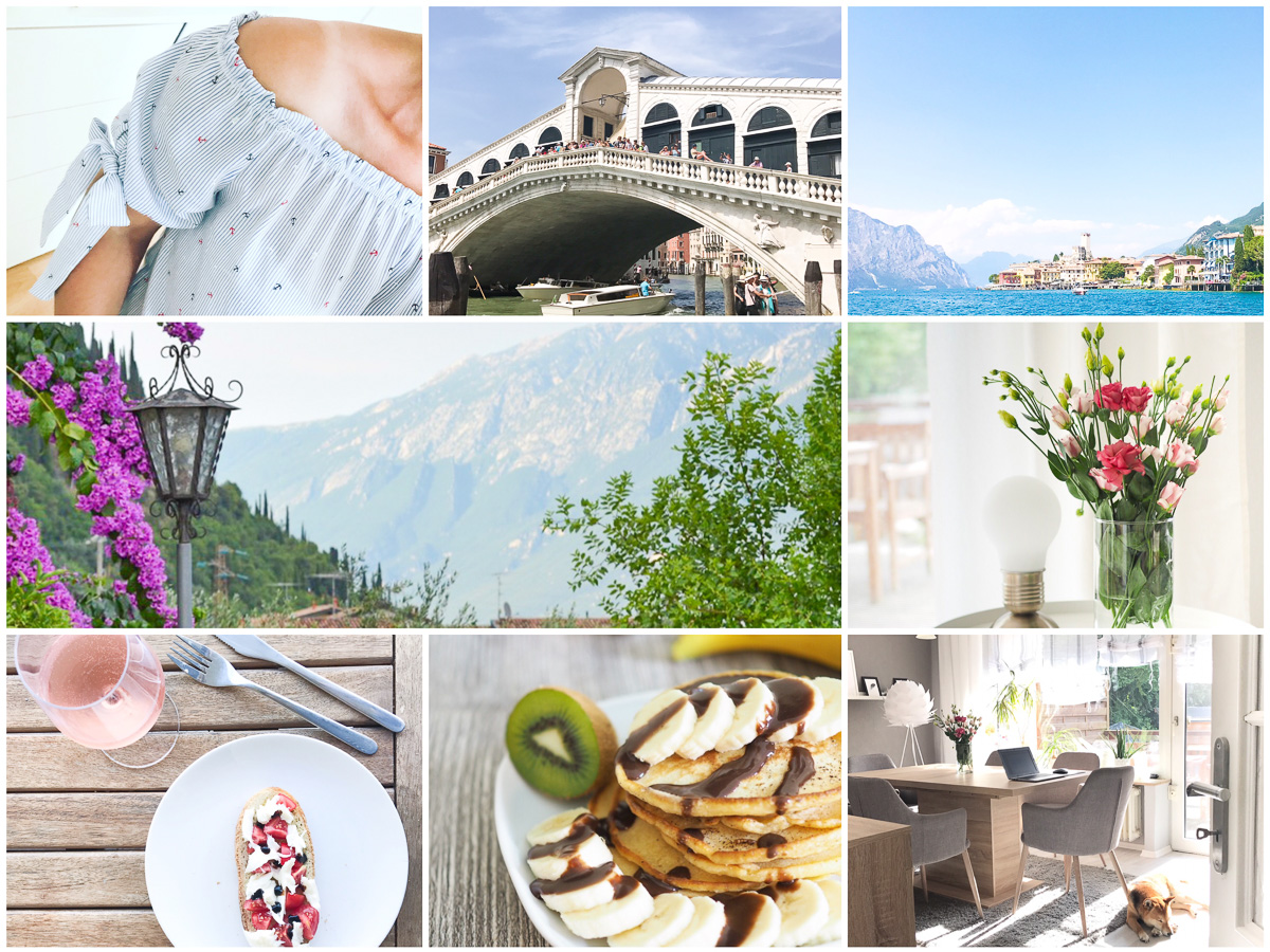 Monatsrueckblick Juli 2017 vorstadtleben lifestyle blog collage
