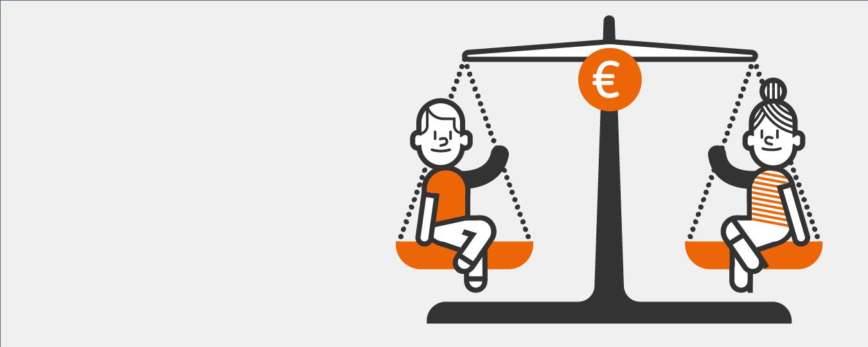 Visual Beziehung Streitfaktor Geld ING-DiBa