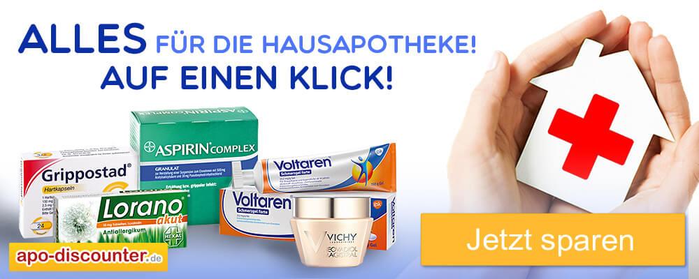 Hausapotheke apo-discounter.com