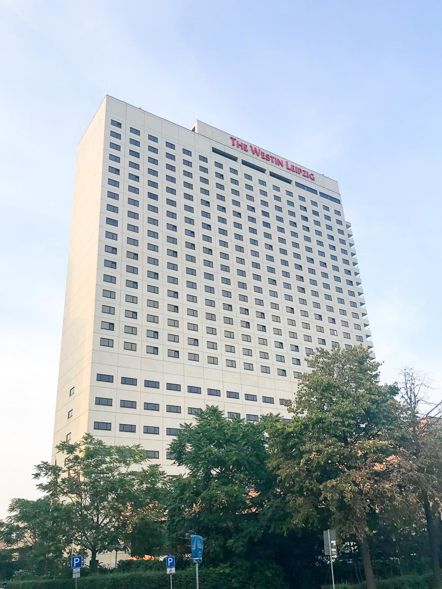 The Westin Leipzig Hotel