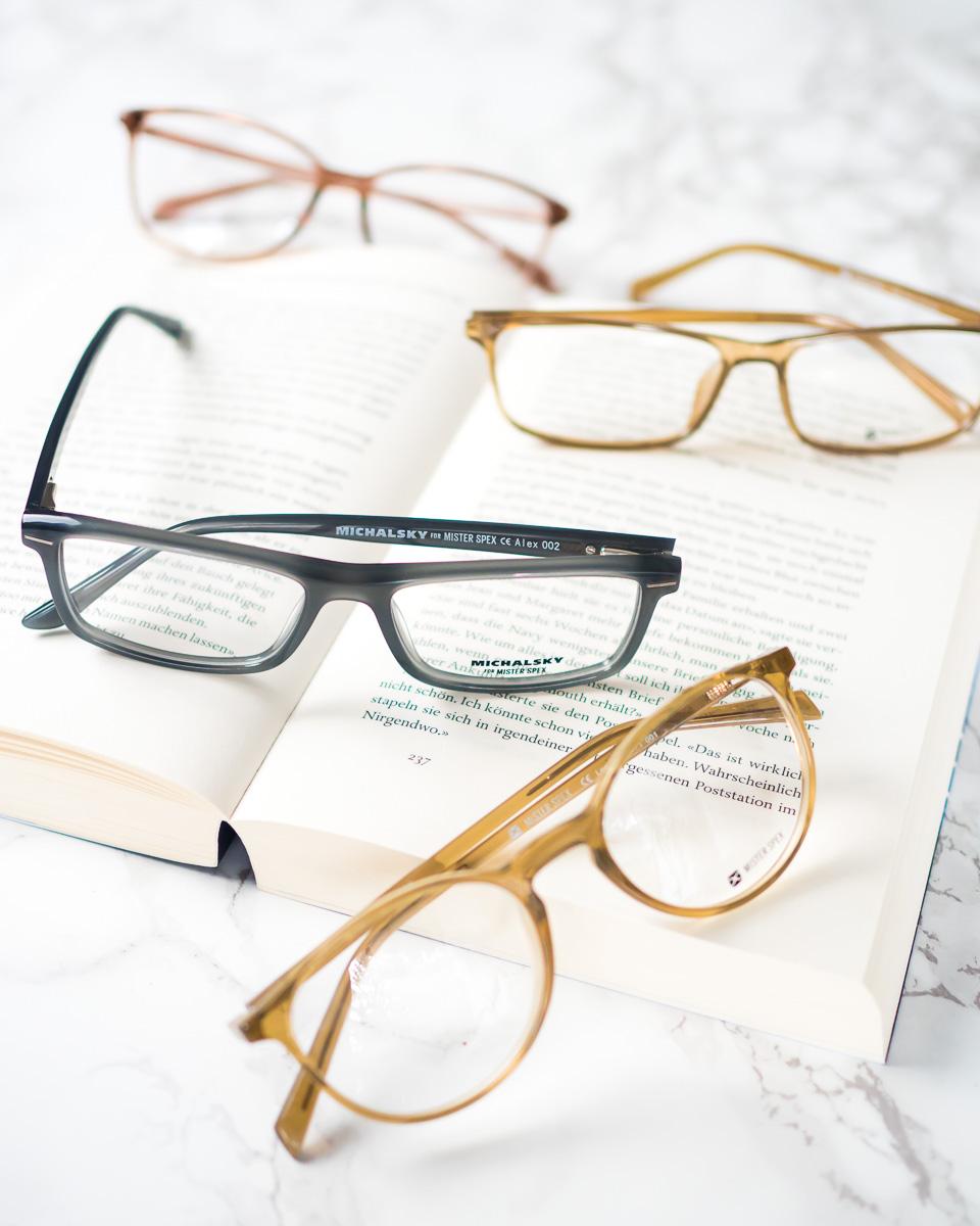 Brillen anprobieren zu Hause mit Mister Spex