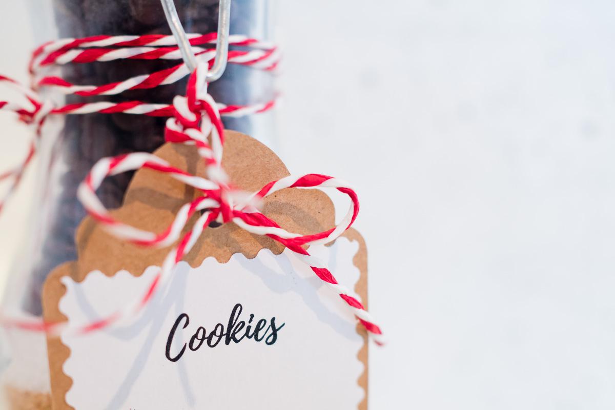 rezept cookies backmischung im glas