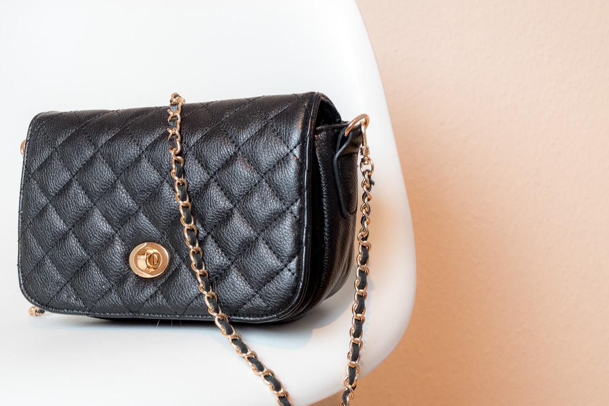 Handtasche Leder richtige Pflege