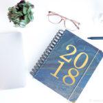 Kalender 2018 Schreibtisch Planer