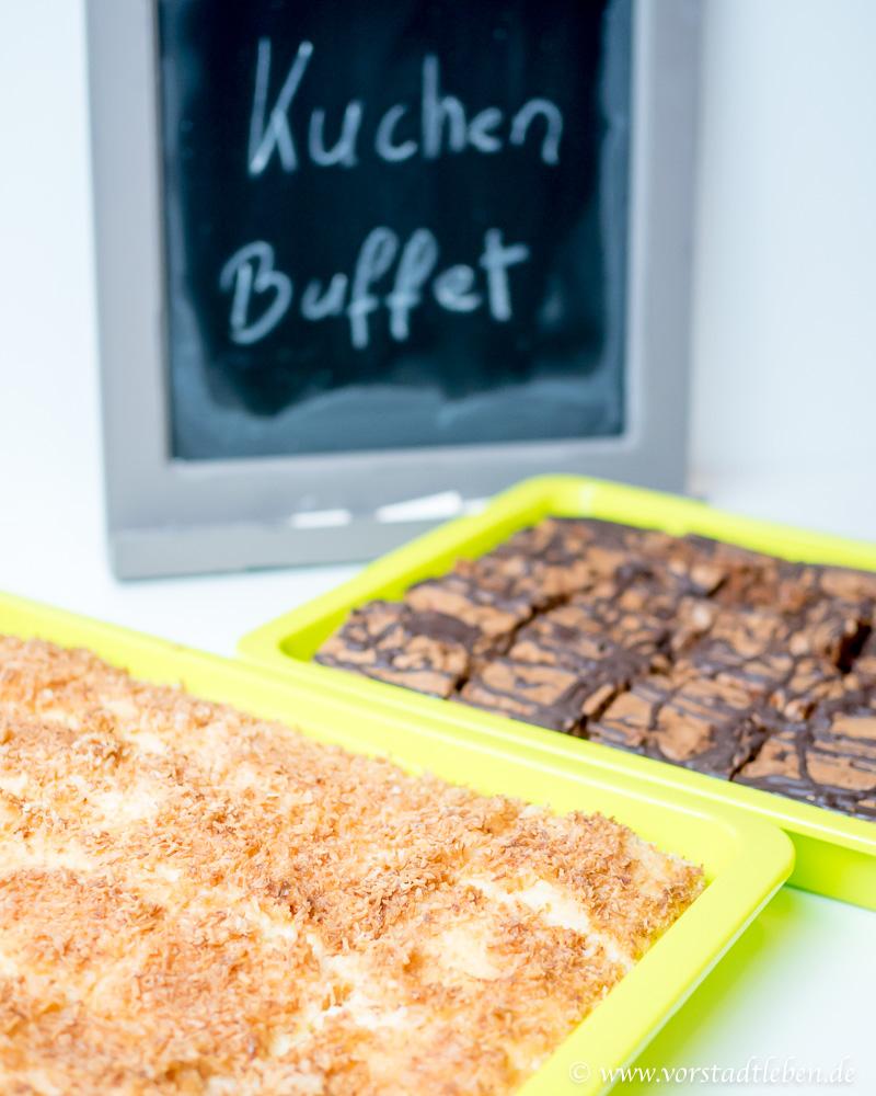 Blechkuchenrezepte Kuchenbuffet