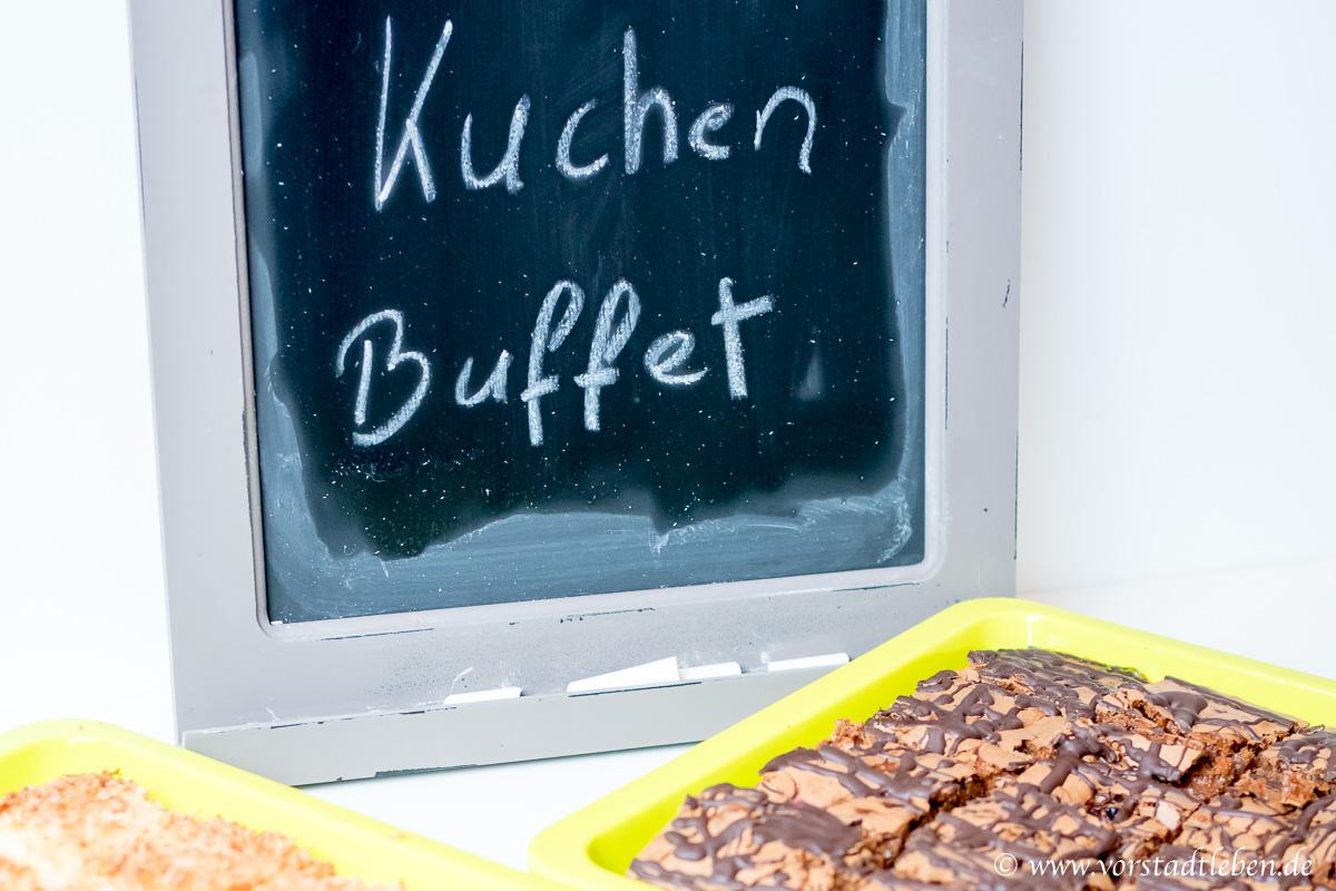 Kuchenbuffet fuer die Schule Rezepte