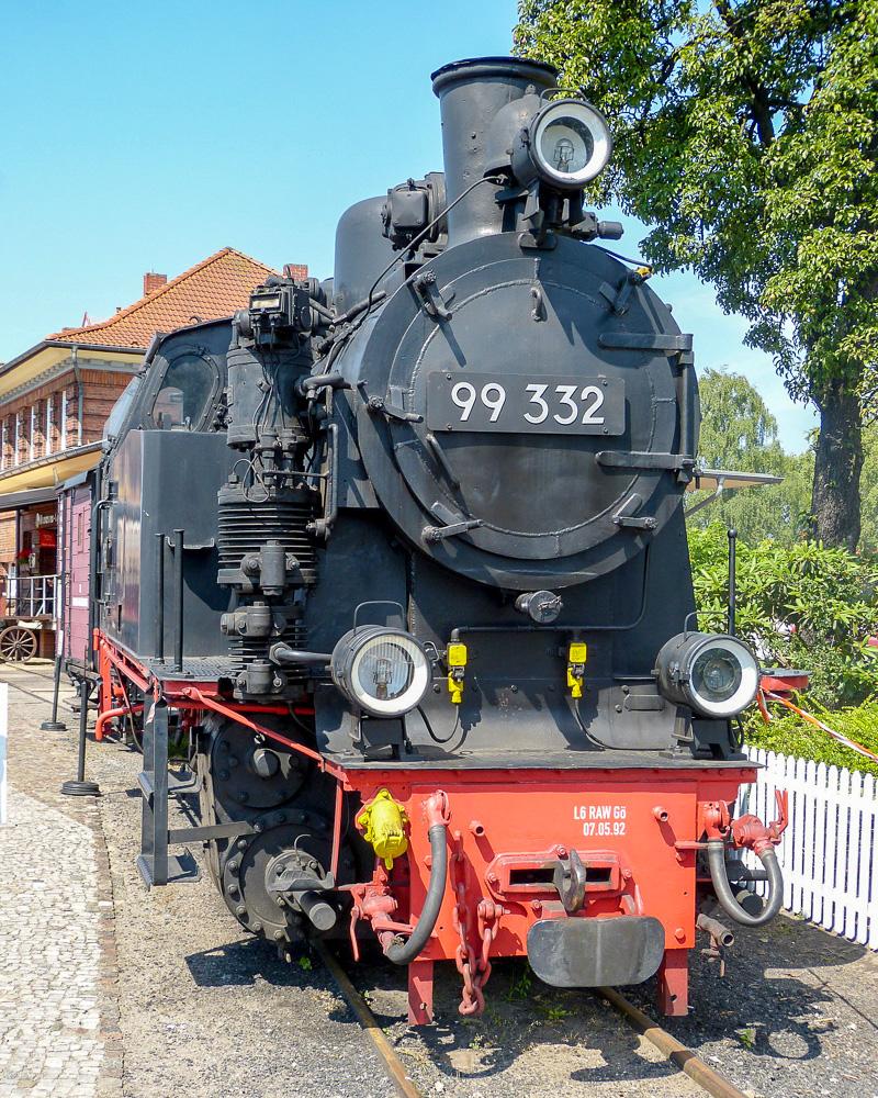 Molli Bahn Schmalschpurbahn Urlaub an der Ostsee Kuehlungsborn