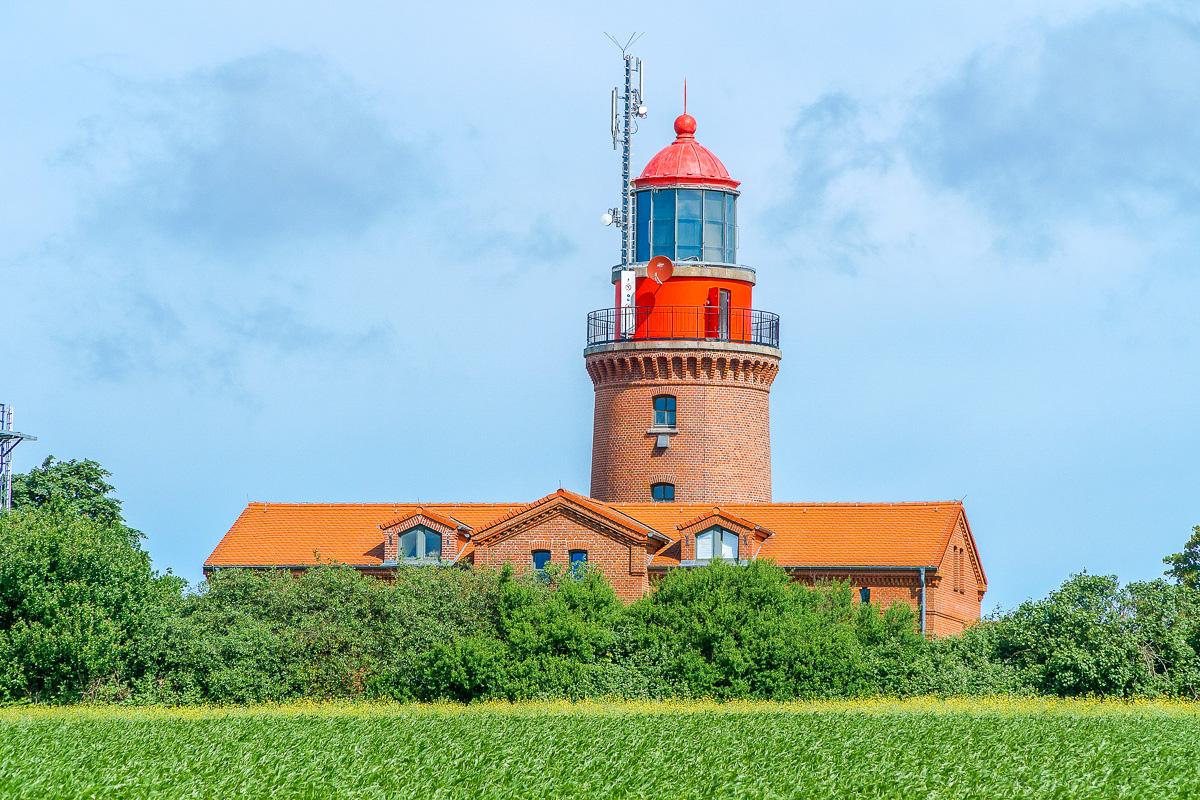 Urlaub an der Ostsee Kuehlungsborn Leuchtturm BUK