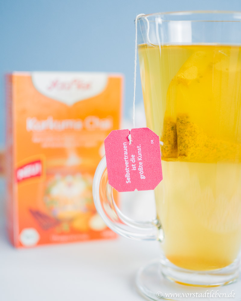 YOGI TEA Teetasse Entspannung
