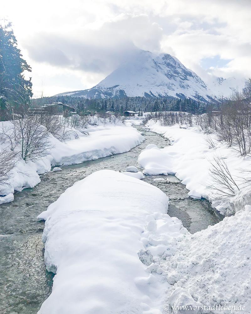 weidach winterlandschaft schnee winterurlaub