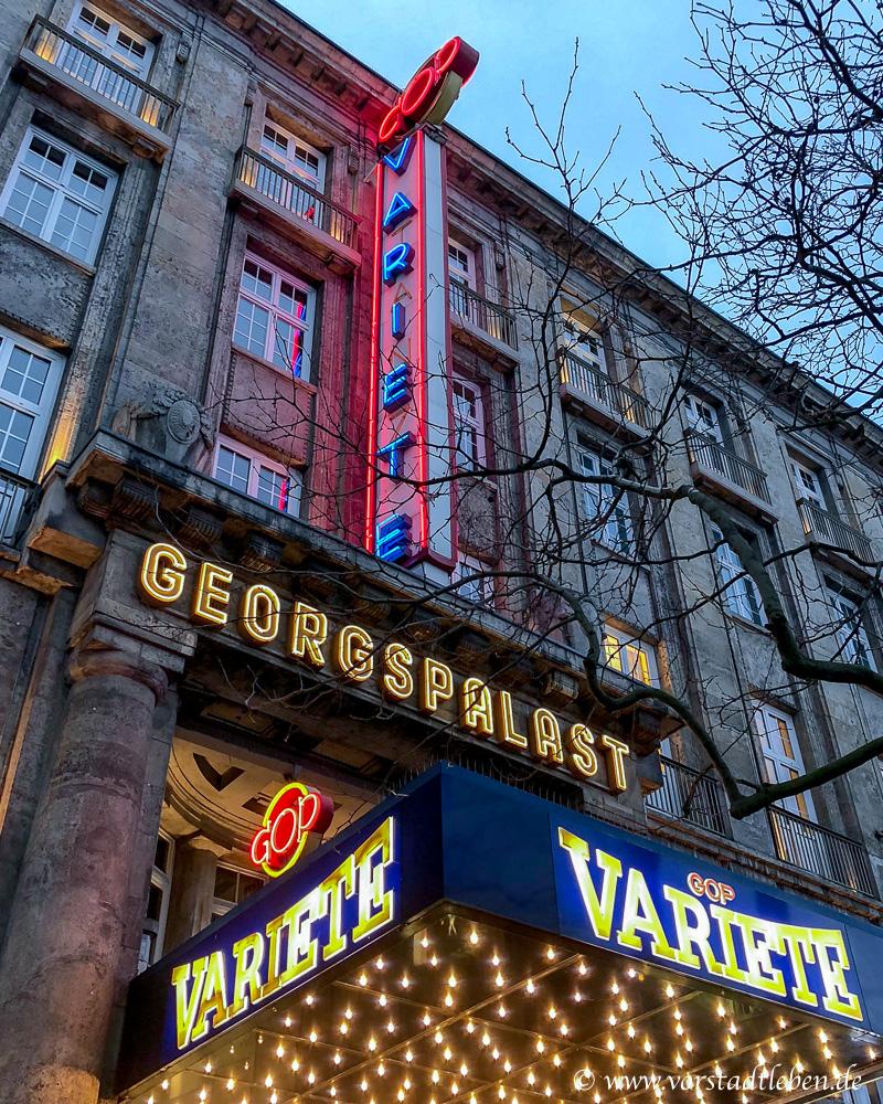 Qulititime GOP Hannover Variete