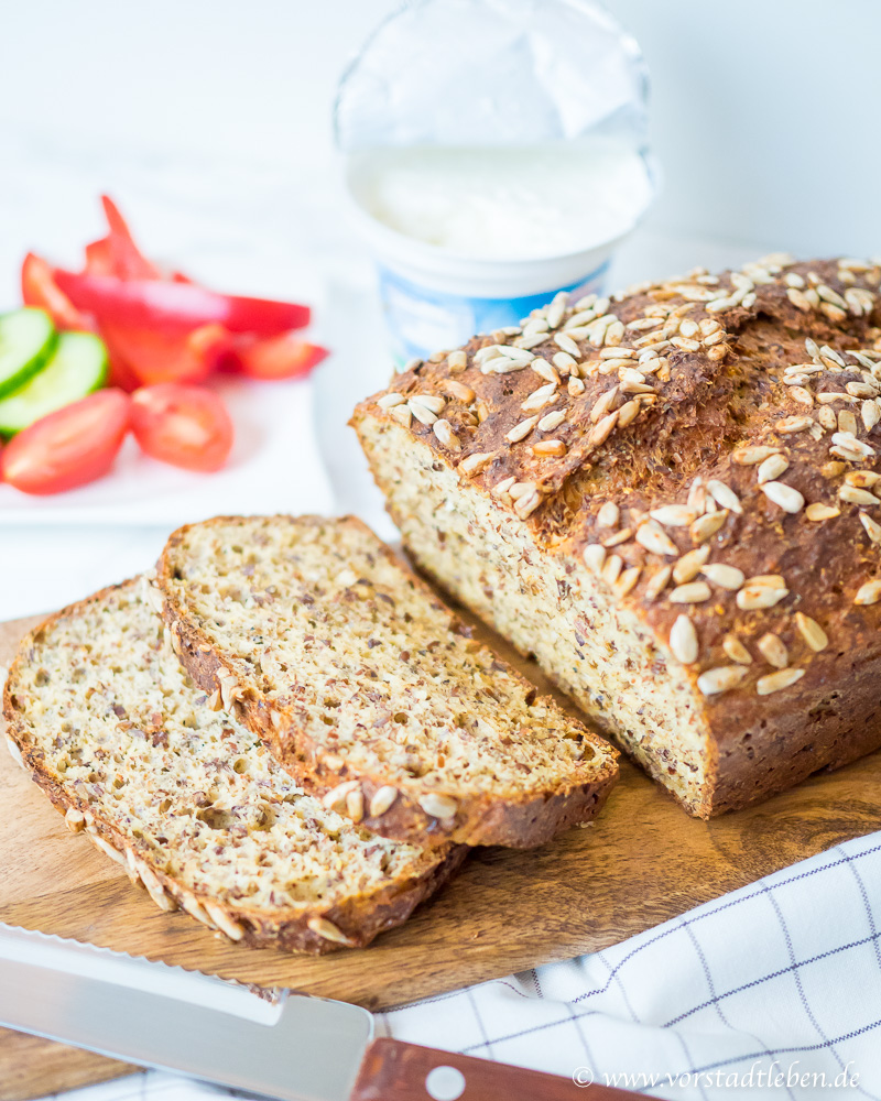 eiweissbrot backen weight watchers rezept